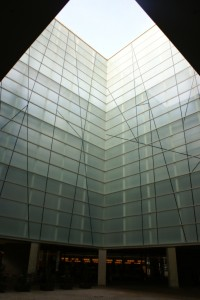 Central Atrium of L'Auditori