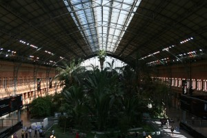 Atocha Station Original Shed