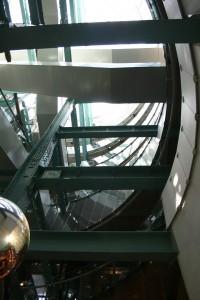 Guinness Storehouse Atrium