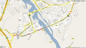 Merida Map
