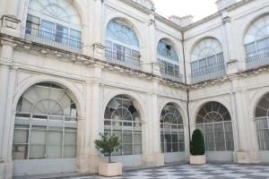 University of Sevilla Courtyard