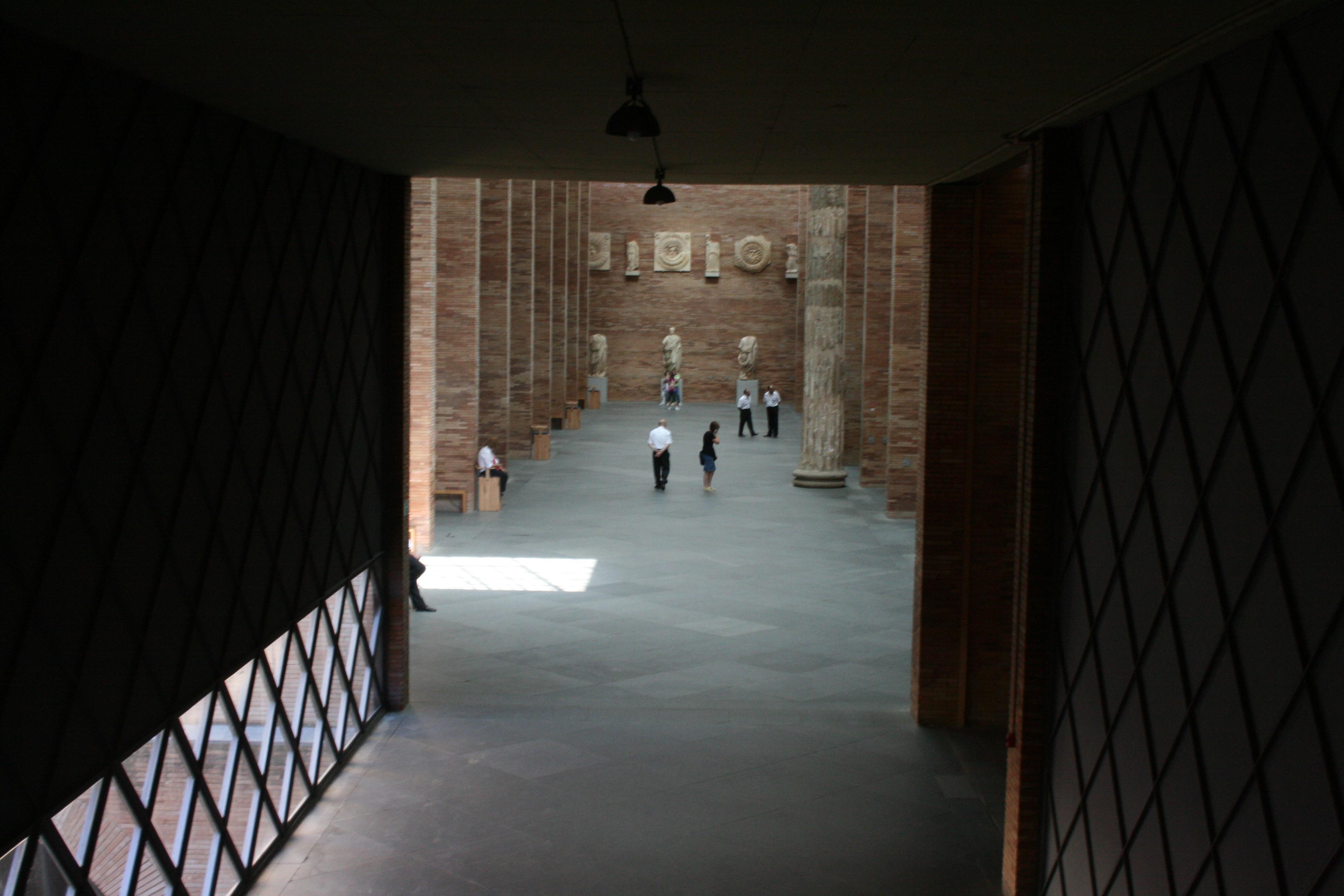 National Museum of Roman Art « Spain Portugal Blog
