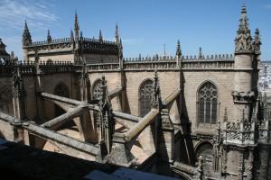 Catedral de Sevilla Roof