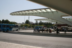 Estacao de Oriente Bus Terminal