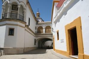Exterior of Plaza de Toros