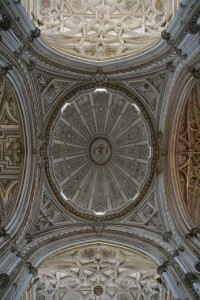 Dome of Cathedral of Cordoba