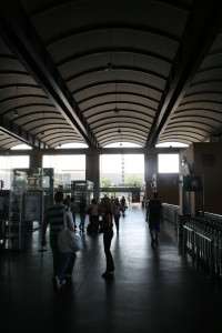 Cordoba Train Station