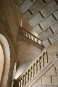 Stairs of Palace of Charles V