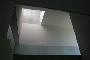 Interior Atrium of Music School